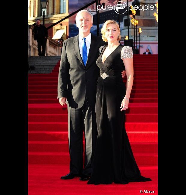 James Cameron Tacle Kate Winslet Après Ses Déclarations