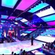Les finalistes font leurs adieux à la maison lors de la finale de Secret Story 6, vendredi 7 septembre 2012 sur TF1