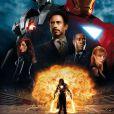 Gwyneth Paltrow dans  Iron Man 2  (2010) de Jon Favreau.