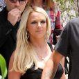 Britney Spears le 24 juillet 2012 à Miami
