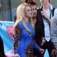 Britney Spears le 11 septembre 2012 à Los Angeles