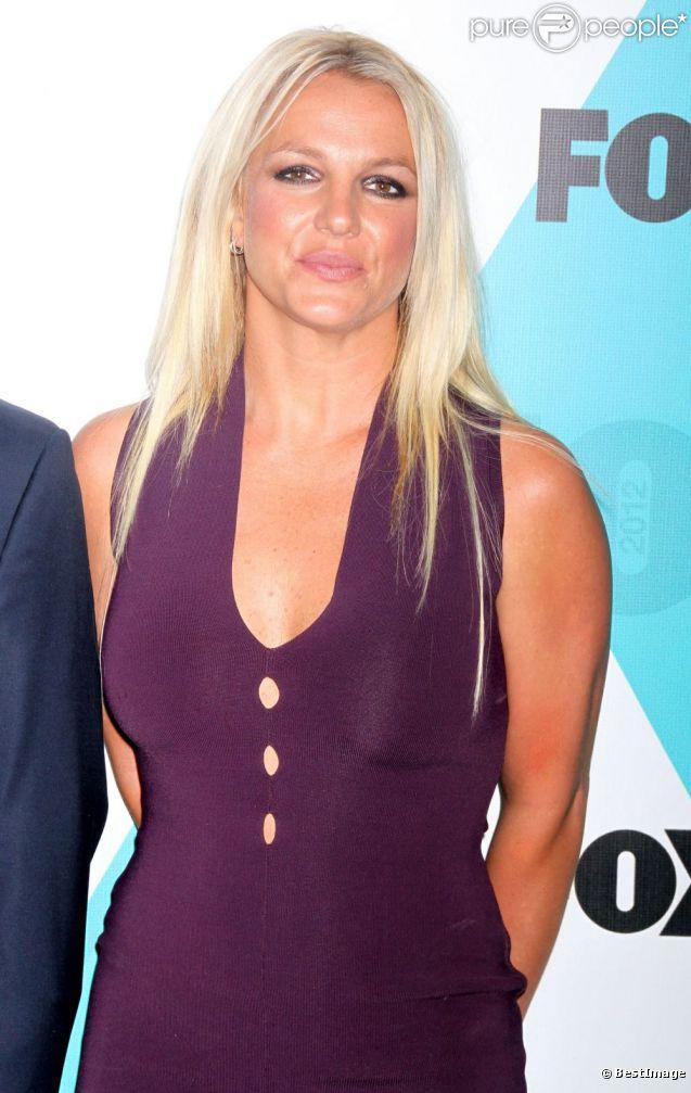 Britney Spears le 14 mai 2012 à New York