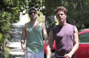 Zachary Quinto confirme son idylle avec Jonathan Groff