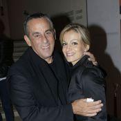 Thierry Ardisson : Aminci et amoureux auprès de sa bien-aimée Audrey Crespo-Mara