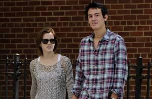 Emma Watson et son petit ami : Shopping en amoureux à New York