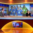 JoeyStarr et Gad Elmaleh sur RTL TVI le 20 septembre 2012