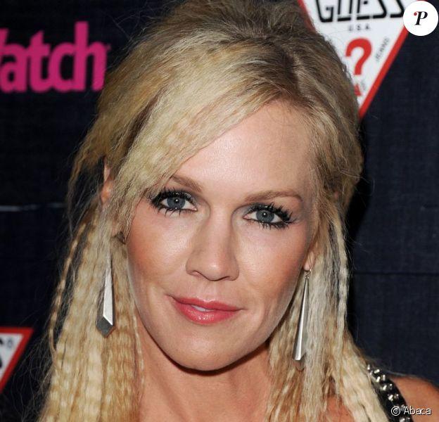 Jennie Garth à Los Angeles, le 20 septembre 2012.