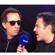 Gad Elmaleh et José Garcia : Pas intouchables, mais incontournables