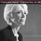 Françoise Hardy, Pourquoi vous ? : Sublime vertige de L'Amour fou, avec Calogero
