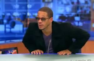 JoeyStarr, ivre au JTde RTL ? Le journaliste donne des détails gênants...