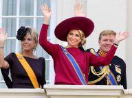 Maxima et les royaux néerlandais: la famille réunie en grande pompe au Parlement