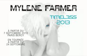 Mylène Farmer : Un objet collector pour annoncer un album et une tournée