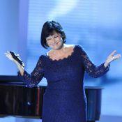 Maurane : Avec sa silhouette affinée, la chanteuse est resplendissante