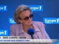 Bernadette Chirac: Une alliée radicale pour la première dame Valérie Trierweiler