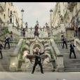 Robin des Bois - Ne renoncez jamais,  image clip  Un monde à changer , par Nyco Lilliu, premier extrait du spectacle musical.