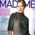 Lavinia Birladeanu dans le magazine allemand  Madame .