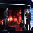 Photos exclusives de Abd al Malik et Richard Berry et tous les grands artistes prises en live sur l'émission Hier Encore diffusée le 29 septembre en prime time sur France 2