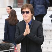 Fashion Week : Paul McCartney détendu pour le show de Stella avec Salma Hayek