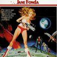 Barbarella  (1968) avec Jane Fonda.