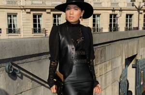La princesse Sirivannavari de Thaïlande, 25 ans, femme fatale au show Hermès
