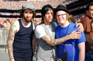 Patrick Stump : L'ex-Fall Out Boy s'est marié, au coeur d'une année difficile