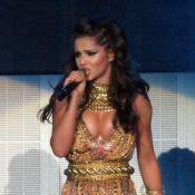 Cheryl Cole : Très décolletée, musclée et pas classe pour A Million Lights Tour