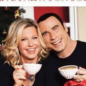 John Travolta et Olivia Newton-John : Retrouvailles en chanson pour Noël
