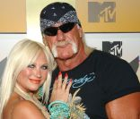 Linda Hogan et Hulk Hogan au MTV Video Music Awards au Radio City Music Hall ide New York le 31 août 2006