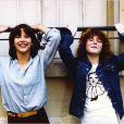 La Boum (1980) - Vic (Sophie Marceau) et Pénélope (Sheila O'Connor)