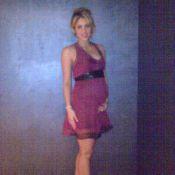 Shakira, enceinte de six mois : Première photo de sa grossesse, bien visible