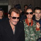 Johnny Hallyday et Laeticia de retour en France : Prêts pour la tournée et album