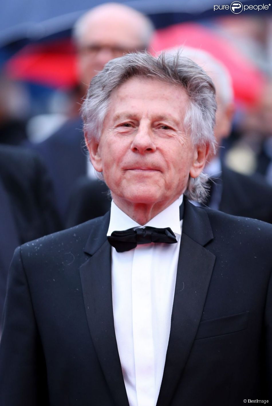 Roman Polanski au 65e Festival de Cannes.