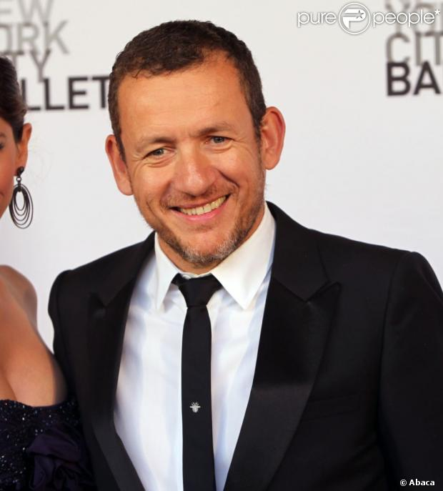 L'acteur Dany Boon à New York, le 10 mai 2012.