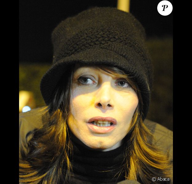 Mallaury Nataf, à Paris, en février 2012.