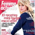 Magazine  Femme Actuelle  du 15 au 21 octobre 2012.