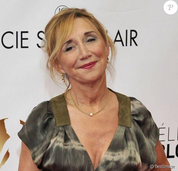 Marie-Anne Chazel au 52ème Festival du film de Monte-Carlo le 10 juin 2012.