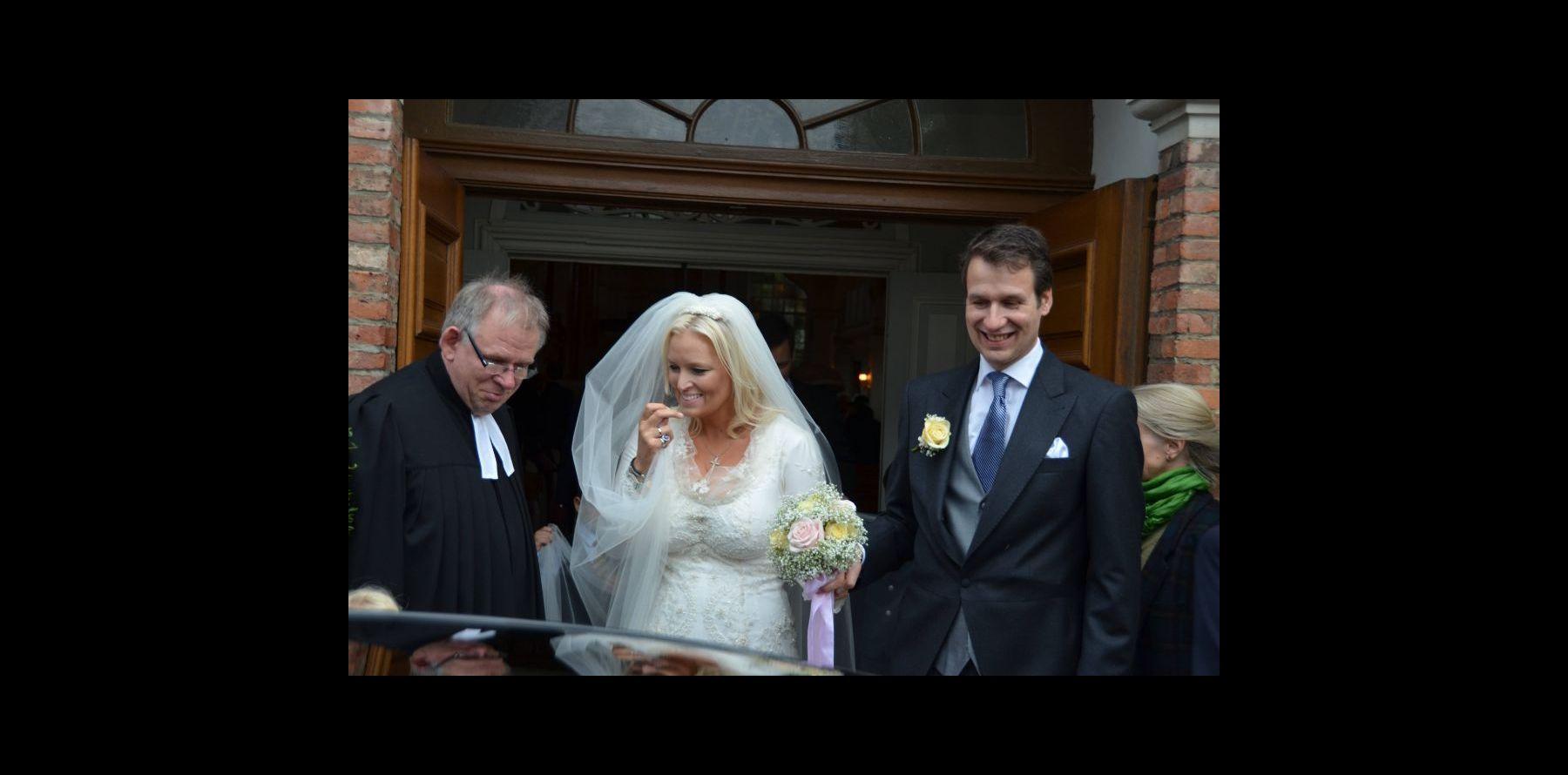 La duchesse Rixa dOldenburg, remise de ses fiançailles