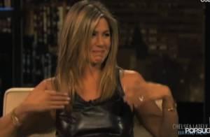 Jennifer Aniston, émue par son mariage, en larmes face à Chelsea Handler