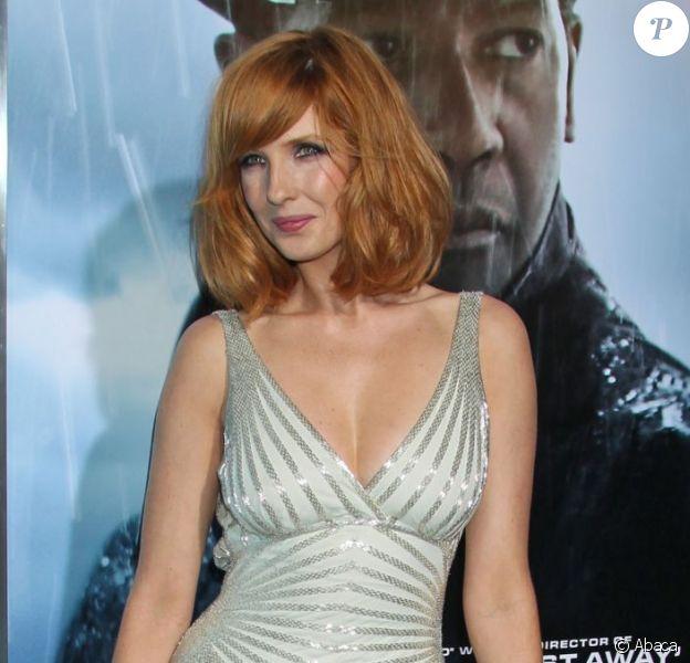 Kelly Reilly très sexy à l'avant-première du film Flight à Los Angeles, le 23 octobre 2012.