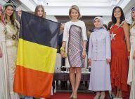 Princesse Mathilde : L'élégante ambassadrice belge a tenu son rang en Turquie