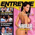 Magazine  Entrevue  du 27 octobre dans lequel Khadija, ex-compagne de Giuseppe de  Qui veut épouser mon fils ?  parle du quotidien violent avec lui.