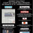 Coup de coeur des critiques en France et à l'International