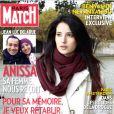 Paris Match , en kiosques le 30 octobre 2012.