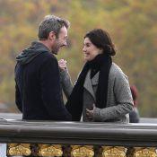 Delphine Chanéac, Chris Vance : Les stars de ''Transporteur'' complices à Paris