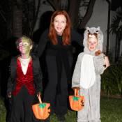 Marcia Cross fête Halloween avec Eden et Savannah déguisées... en quoi ?