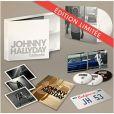 Johnny Hallyday - l'album  L'Attente  en coffret collector disponible le 12 novembre 2012.