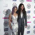 Kelly Osbourne et son amoureux Matthew Mosshart à la soirée  Cosmopolitan Ultimate Woman of the Year awards  à Londres, le 30 octobre 2012.