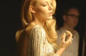 Blake Lively : Ravissante et passionnée égérie de Gucci