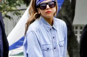 Lady Gaga pieds nus dans la favela : l'autre visage de la chanteuse
