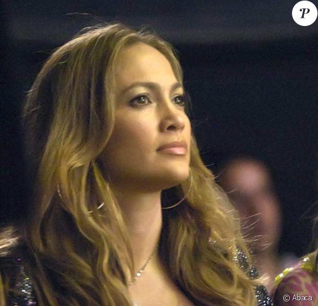 Jennifer Lopez était au concert madrilène de son époux